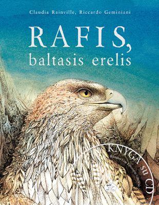 Rafis, baltasis erelis