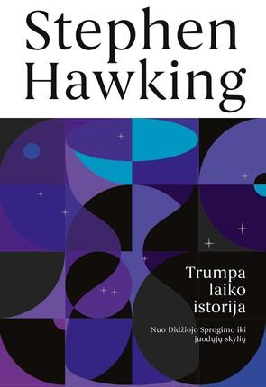TRUMPA LAIKO ISTORIJA:  genialiojo Stepheno Hawkingo bestseleris, kuriame sudėtingi moksliniai dalykai – nuo Didžiojo Sprogimo iki juodųjų skylių – pateikiami glaustai, aiškiai ir patraukliai (pirmąkart lietuviškai!)