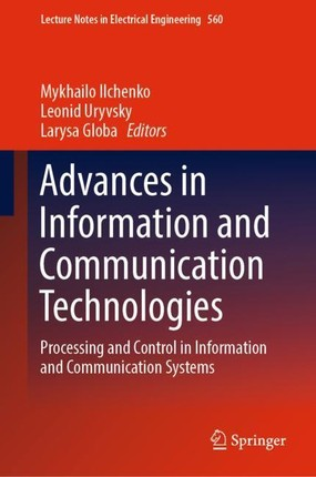 Advances in Information and Communication Technologies
