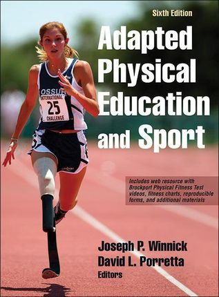 Adapted Physical Education and Sport