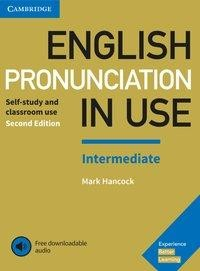 English Pronunciation in Use. Intermediate. Second Edition. Book with answers and downloadable audio