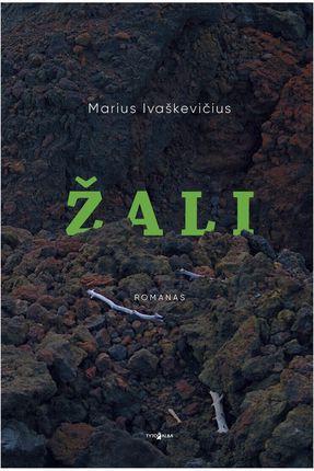 ŽALI: skandalingasis Mariaus Ivaškevičiaus romanas, kuriame partizaninio karo fone istorinės asmenybės atgyja naujai ir netikėtai