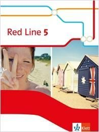 Red Line 5. Schülerbuch Klasse 9. Flexibler Einband