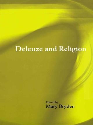 Deleuze and Religion