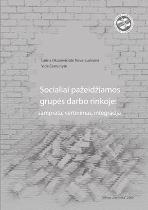 Socialiai pažeidžiamos grupės darbo rinkoje