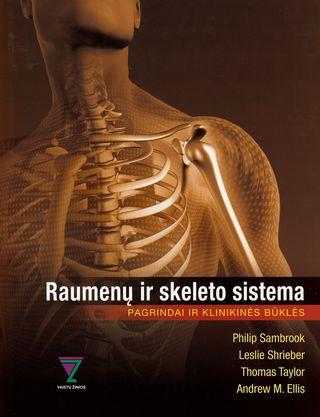 Raumenų ir skeleto sistema