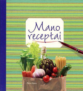 Mano receptai