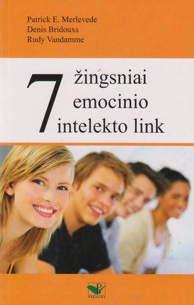 7 žingsniai emocinio intelekto link