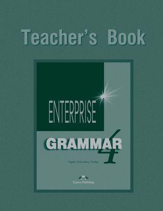 Enterprise 4. Teacher's grammar. Anglų kalbos gramatika mokytojams