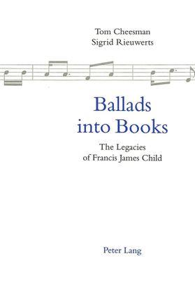 Ballads into Books