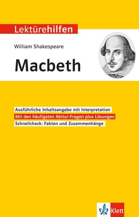"Lektürehilfen William Shakespeare ""Macbeth"""