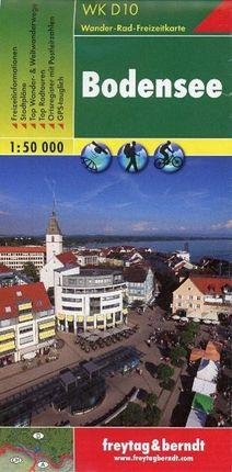Bodensee 1 : 50 000