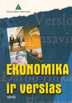 Ekonomika ir verslas. Vadovėlis