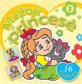 Mažoji princesė 2 + 16 lipdukų!
