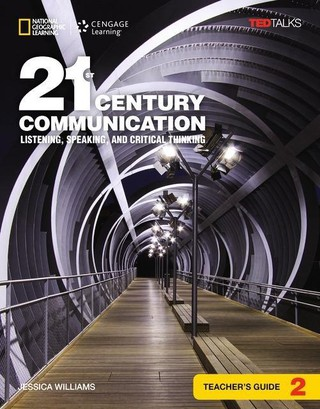 21st Century - Communication B1.2/B2.1: Level 2 - Teacher's Guide
