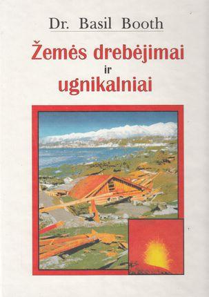 Žemės drebėjimai ir ugnikalniai