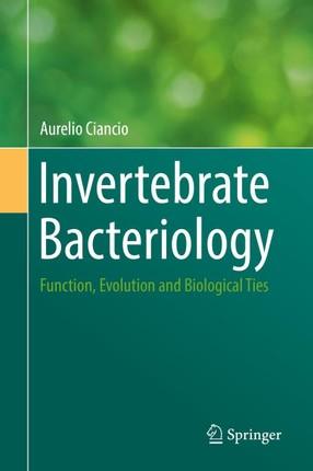 Invertebrate Bacteriology