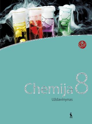 """Chemija. Uždavinynas VIII klasei (serija """"Šok"""")"""