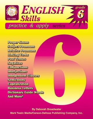 English Skills, Grade 6