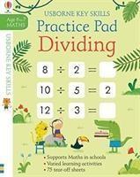 Dividing Practice Pad 6-7
