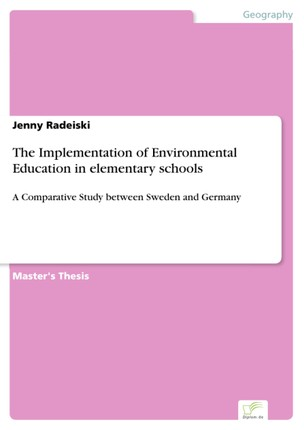 The Implementation of Environmental Education in elementary schools