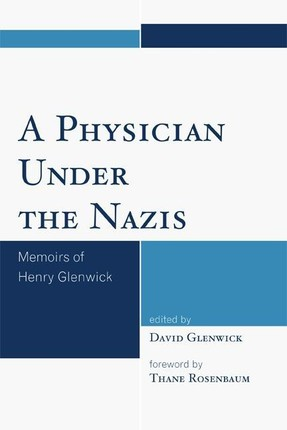 A Physician Under the Nazis