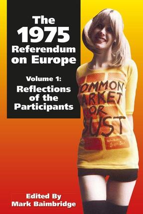 1975 Referendum on Europe - Volume 1