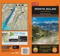 Monte Baldo 1 : 25 000