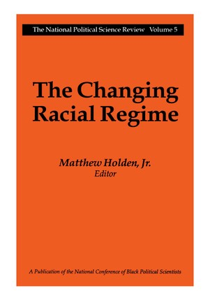 The Changing Racial Regime