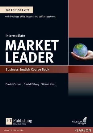 Market Leader. Extra Intermediate Coursebook with DVD-ROM Pack