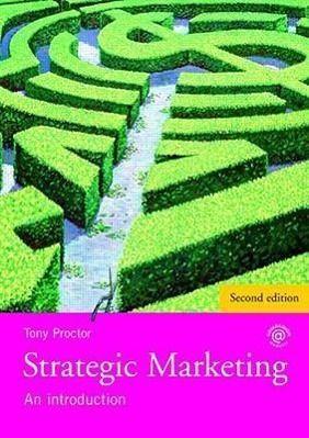 Strategic Marketing: An Introduction
