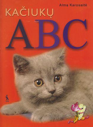 Kačiukų ABC (eilėraštukai)