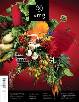 Pripažintas geriausiu pasaulyje kulinariniu žurnalu! Rudens žaidimai pagal Virtuvės mitų griovėjus