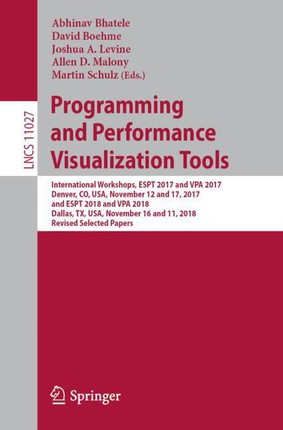 Programming and Performance Visualization Tools