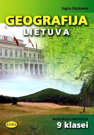 Geografija. Lietuva. Mokymo(si) medžiaga 9 klasei (2016)