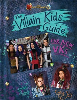 Descendants 3: The Villian Kids Book