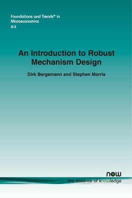 An Introduction to Robust Mechanism Design