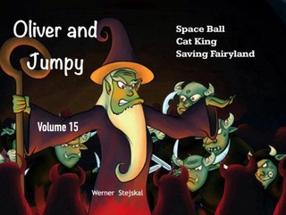 Oliver and Jumpy, Volume 15