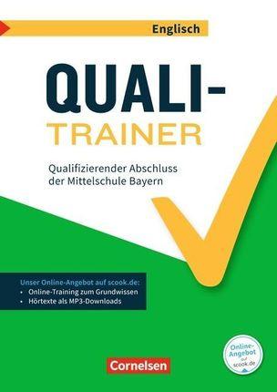 Abschlussprüfungstrainer Englisch 9. Jahrgangsstufe - Bayern - Quali-Trainer