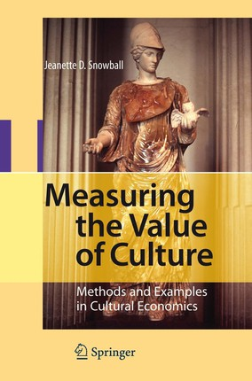 Measuring the Value of Culture