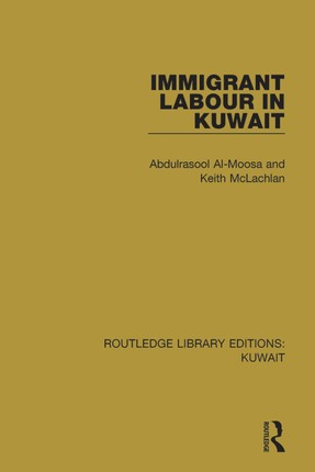 Immigrant Labour in Kuwait