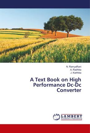 A Text Book on High Performance Dc-Dc Converter