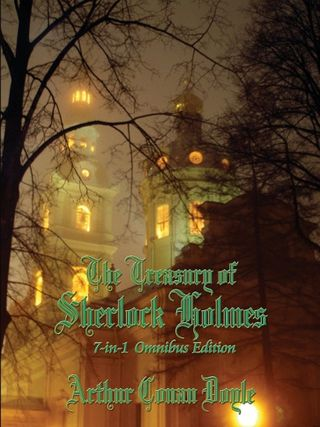 The Treasury of Sherlock Holmes