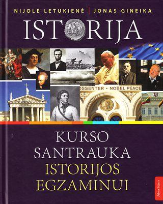 Istorija. Kurso santrauka istorijos egzaminui