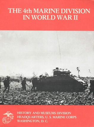 4th Marine Division In World War II