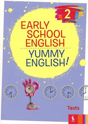 Early school English 2: yummy English!
