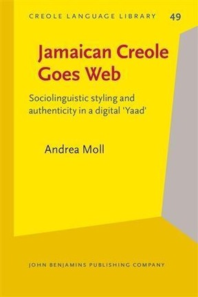 Jamaican Creole Goes Web