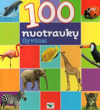 100 nuotraukų. Gyvūnai