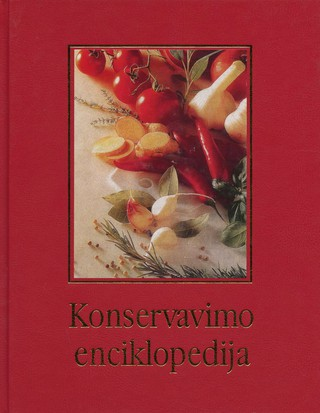 Konservavimo enciklopedija (su nuotraukomis)
