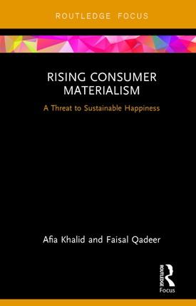 Rising Consumer Materialism